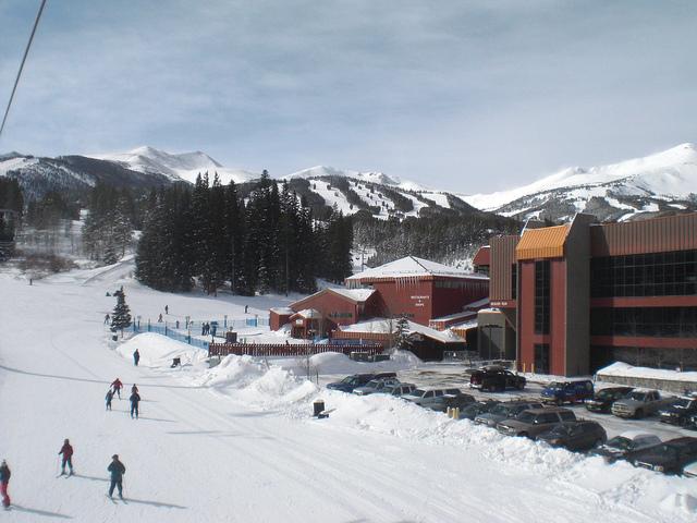 Ski in Breckenridge