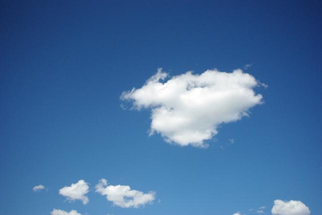clouds in colorado springs