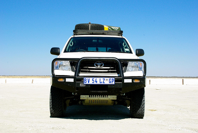 Bushtrackers - 4x4 Car Hire in South Africa