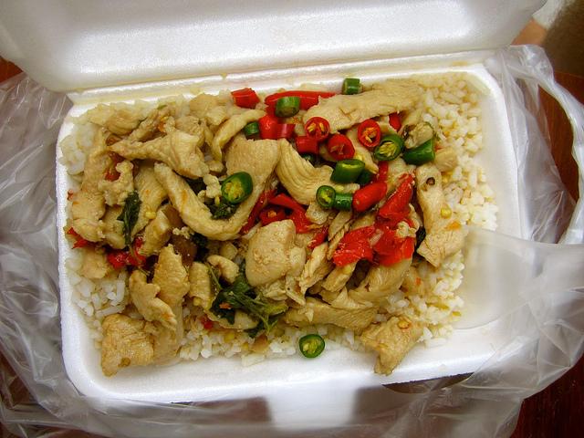 thai chili street food