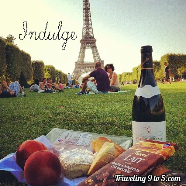 Paris travel by Traveling 9 to 5