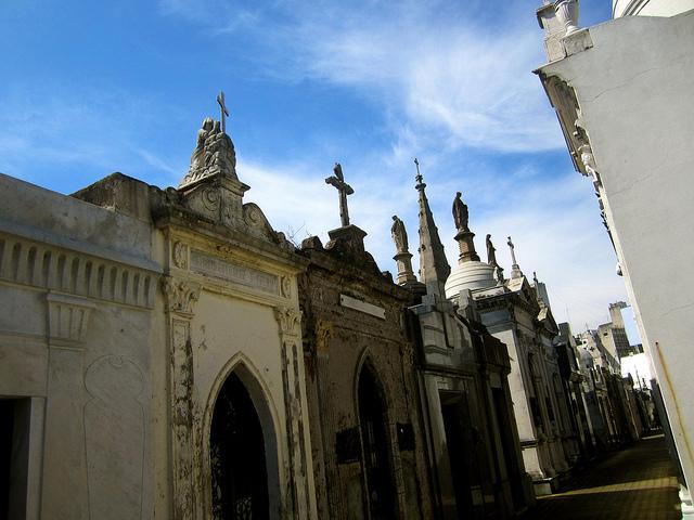Argentina Travel Recoleta Cemetery