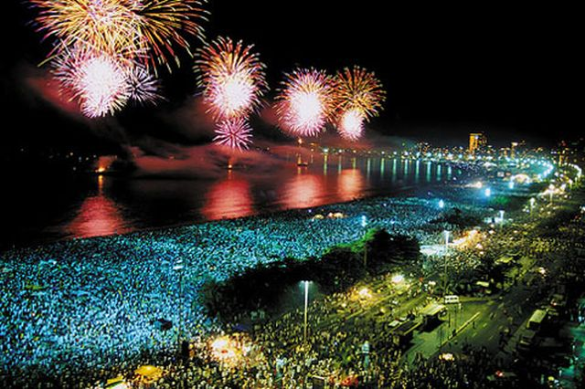 rio nye on copacabana