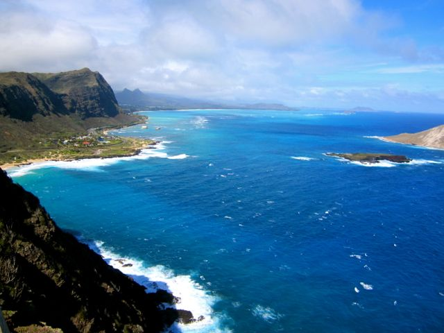 Oahu-lighthouse-view