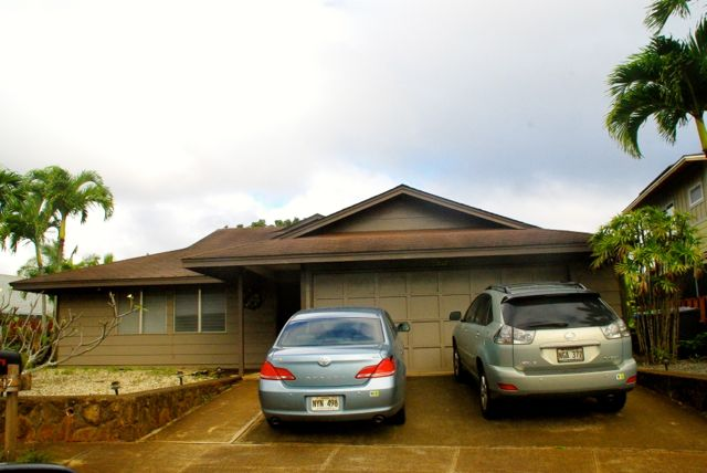 home in mililani oahu