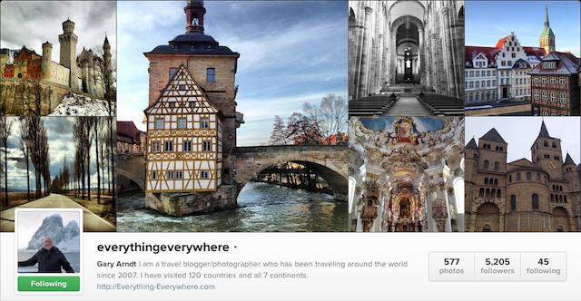 everything everywhere instagram