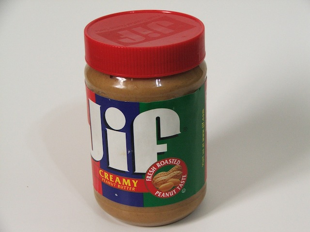 travel with peanut butter