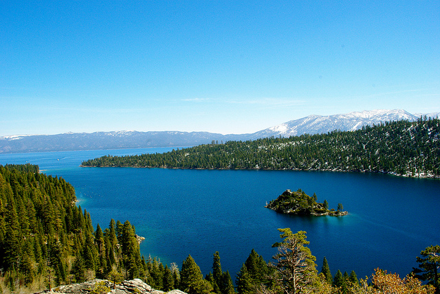 How To Drive Around Lake Tahoe In A Day Traveling 9 To 5