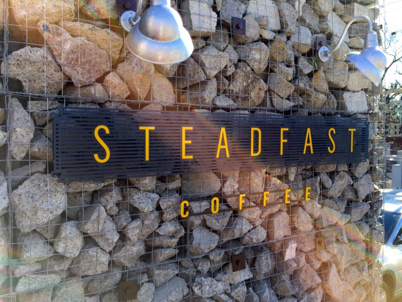 Coffee in nashville, Steadfast Coffee