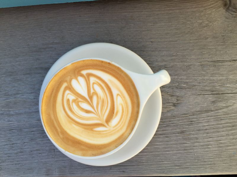 Latte Art, coffee in nashville
