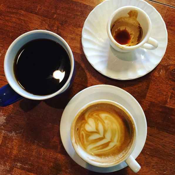 Calvin Fletcher Coffee