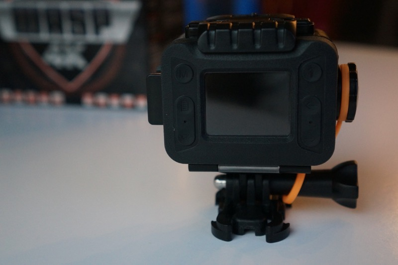 WASPcam action camera for traveling